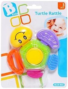 B kids Turtle Rattle