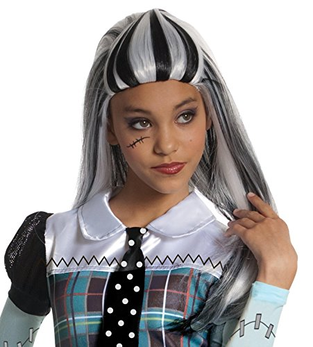 Rubies Costumes Monster High - Frankie Stein Wig (Child) One-Size