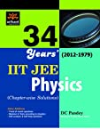 34 Years IIT-JEE Physics