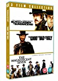 Butch Cassidy and the Sundance Kid/ The Good, The Bad and the Ugly/ The Magnificent Seven Triple Pack [DVD] [1960]