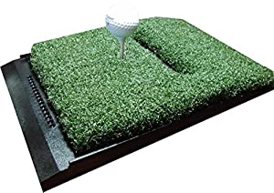 Thick Super Tee Golf Mat Turf Top For Optishot