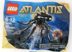 LEGO Atlantis Mini Figure Set #30040 Octopus Bagged by LEGO
