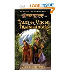 Tales of Uncle Trapspringer (Adventures in Krynn) by Dixie Lee McKeone