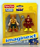 Fisher-Price Imaginext DC Super Friends - Flash and Hawkman