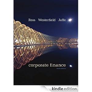 [EPUB] Corporate Finance Stephen Ross 10th Edition
