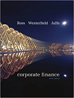 corporate finance ross westerfield jaffe jordan third edition cases Corporate finance, by ross, westerfield, jaffe, and jordan emphasizes the modern fundamentals of the theory of finance, while providing contemporary examples to make the theory come to life.