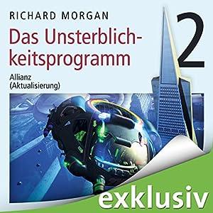 Kovacs 2: Das Unsterblichkeitsprogramm II Hörbuch