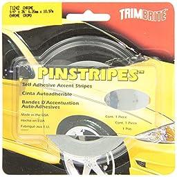 Trimbrite T1242 Trim Stripe 1/4 Chrome