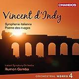 Orchestral Works: Symphonie Italienne Poeme Des Ri