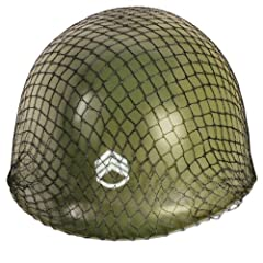 Army Helmets (8 count) Party Accessory by BirthdayExpress