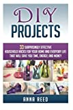 img - for DIY Projects: 33 Surprisingly Effective Household Hacks For Your Home And Everyday Life That Will Save You Time, Energy, And Money! by Anna Reed (2015-07-21) book / textbook / text book