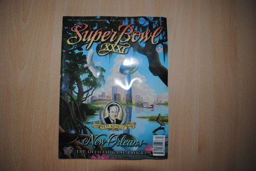 nfl-super-bowl-xxxi-official-game-day-program