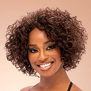 Outre Quick Weave Synthetic Hair Half Wig - Gladys (Color: 2)
