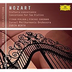 Mozart: Concertone For 2 Violins And Orchestra In C, K.190 - 2. Andantino grazioso