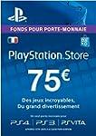 Carte Playstation Network 75 EUR [Cod...