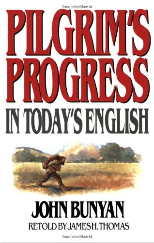 Pilgrim'S Progress In Today'S English front-362962