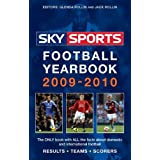 Sky Sports Football Yearbook 2009-2010by Jack Rollin