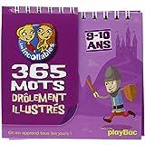 365 mots illustrés 9/10 ans