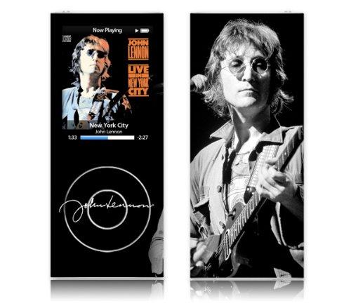 Zing Revolution Ms-Jl40005 Ipod Nano- 4Th Gen- John Lennon- Rock Skin front-527792