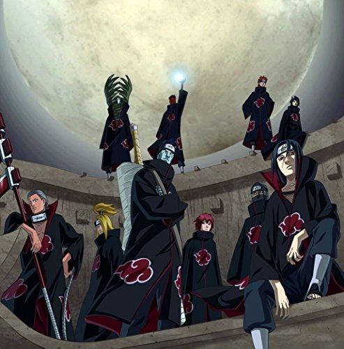 Road to Ninja Naruto the Movie (24x24 inch, 60x61 cm) Silk Poster Seta Manifesto PJ1C-A653