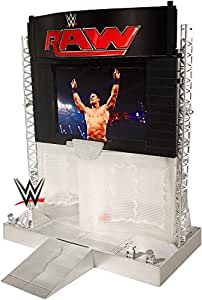 Mattel WWE Ultimate Entertainment Stage Playset