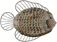 Gardman Flat Fish Wall Art