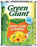 Green Giant Sweet Corn With Peppers 198 G (Pack of 12)