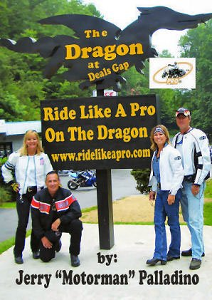 Ride Like a Pro on the Dragon - DVD - Jerry