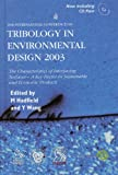 img - for Tribology in Environmental Design 2003 (Imeche Event Publications) book / textbook / text book