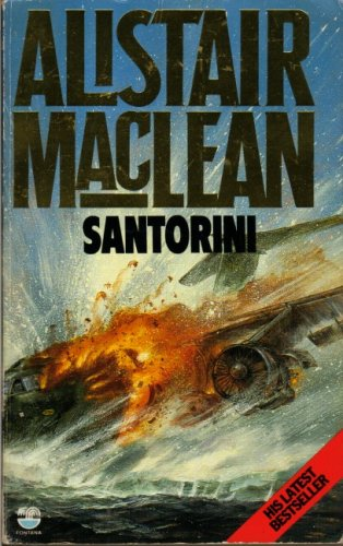 Santorini, Alistair MacLean