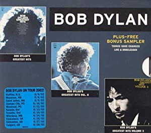 Bob Dylan - Greatest Hits Box