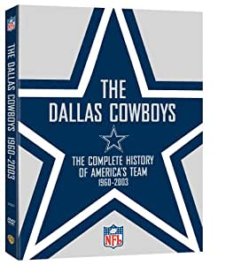 NFL Films - The Dallas Cowboys - The Complete History