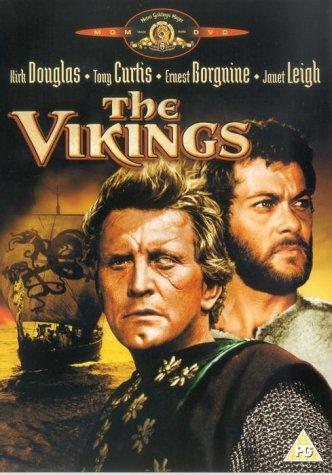 The Vikings [DVD] [1958]