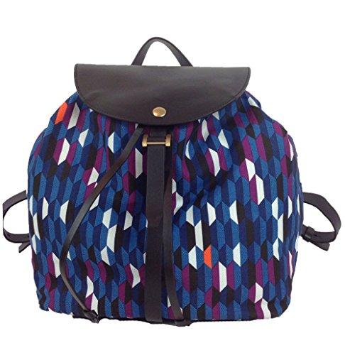 Kate Spade Saturday Half Circle Convertible Backpack Shoulder Bag, Shifitng Shapes front-366706