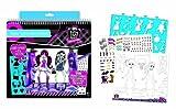 Monster High Full Size Sketch Portfolio