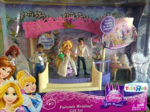 Disney Princess Royal Wedding Playset - 1