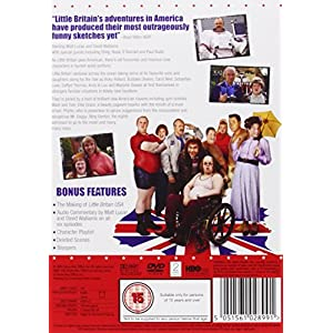 Little Britain USA [Import anglais]