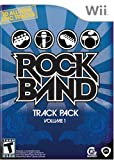 Rock Band Track Pack: Vol. 1 - Nintendo Wii (Video Game)