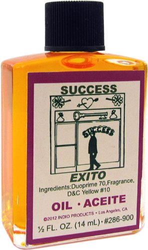 Indio Products Success Oil 1/2 fl. oz.