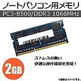 AP ノートパソコン用メモリ DDR3 PC3-85