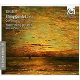 シューベルト:弦楽五重奏曲、弦楽四重奏曲 四重奏断章 (Schubert : String Quintet, Quartettsatz / Tokyo String Quartet, David Watkin) [SACD Hybrid]