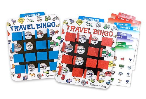 Melissa & Doug Travel Bingo
