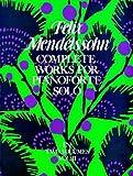 echange, troc Mendelssohn Felix - Intégrale pour Pianoforte 2 - Piano