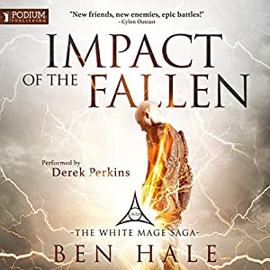 Impact of the Fallen Audiobook