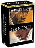 echange, troc Grands personnages : Lawrence d'Arabie ; Gandhi