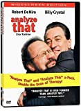 echange, troc Analyze That/Analyze This [Import USA Zone 1]