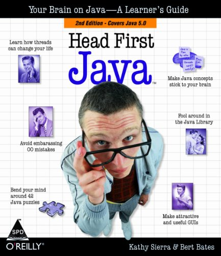 Head First Java 2nd Edition price comparison at Flipkart, Amazon, Crossword, Uread, Bookadda, Landmark, Homeshop18