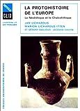 echange, troc Lichardus J. et Div. - La Protohistoire de l'Europe