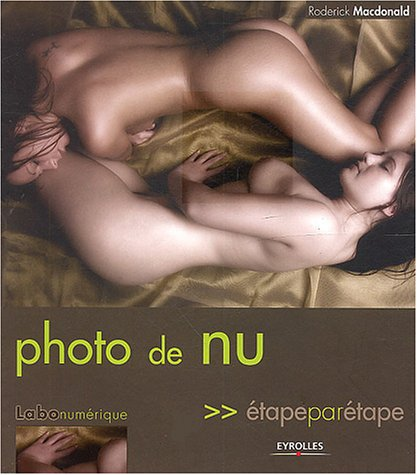 Livre photos de nu