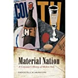 Material Nation: A Consumer's History of Modern Italy (Hardcover)